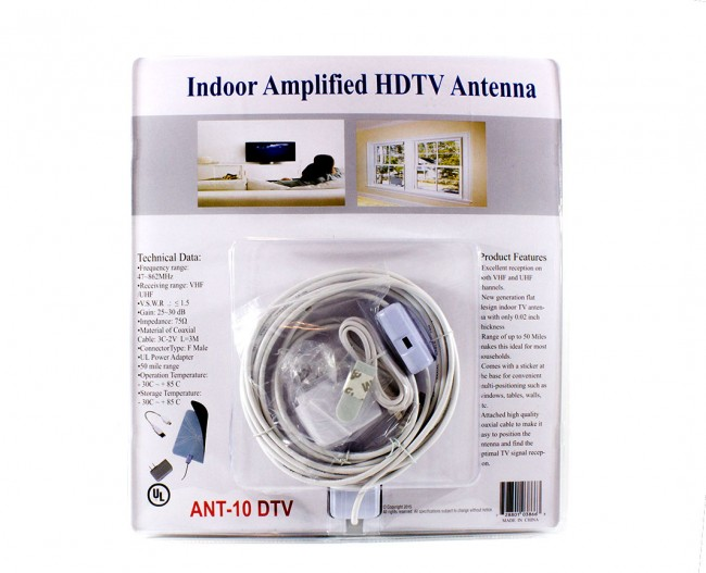 HDTV Flat Antenna | The Best Prices On Tech!