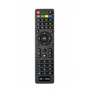 ARNU Box IR Remote V2