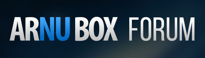 ARNU Box Forum